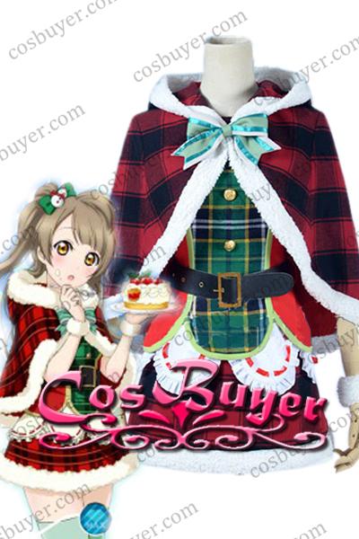 南ことりクリスマス衣装